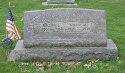 Martha May Mattie <i>Clark</i> Braswell