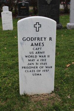 Capt Godfrey R Ames