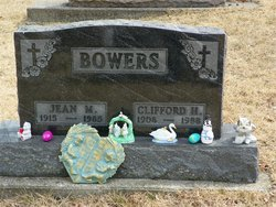 Clifford H Bowers, Sr