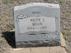 Walter Edward Moon
