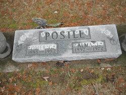Alma J. <i>Wolford</i> Postle