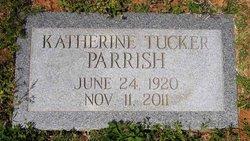 Katherine <i>Tucker</i> Parrish