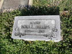 Nora Ellen <i>Ball</i> Phillips