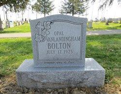 Opal Catherine <i>Vanlandingham</i> Bolton
