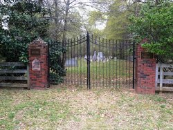Rusk Family Cemetery