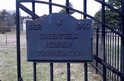 Greenfield Hebrew Congregation Cemetery