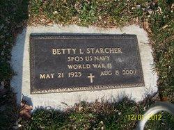 Betty Louise Starcher
