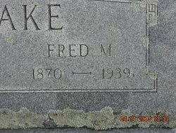 Fred M Blake
