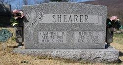 Campbell R Shearer