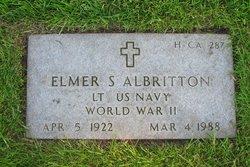 Elmer S Albritton