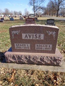 Rollie Edward Avise