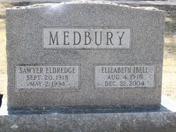 Sawyer Eldredge Medbury