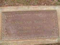 Mamie <i>Vass</i> Hartzog