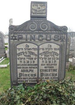Adolph Pincus