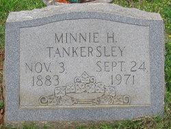 Minnie Lou <i>Harris</i> Tankersley