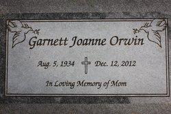 Garnett Joanne Orwin