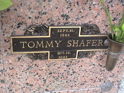 Tommy Shafer