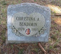Christina Ann Benjamin