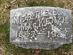 Mertie Estelle <i>Meade</i> MacKenzie