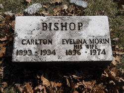 Evelina <i>Morin</i> Bishop