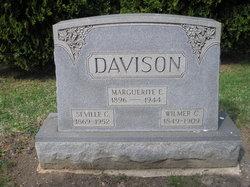 Marguerite E. Davison