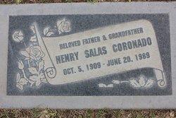 Henry Salas Enrique Coronado