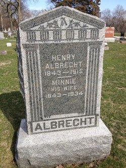 Henry Albrecht