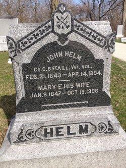 Pvt John Helm