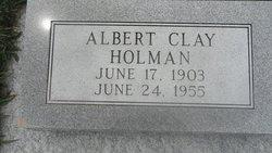 Albert Clay Holman