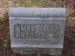 Amos Kelly
