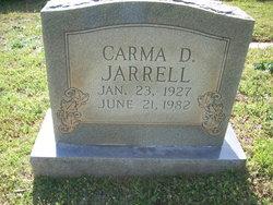 Carma D Jarrell