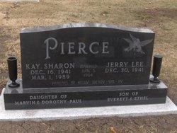 Kay Sharon <i>Paul</i> Pierce