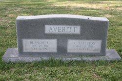 Ozella Blanche <i>Lewis</i> Averitt