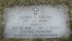 PFC James Clarence Adams