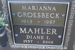 Diane I Mahler