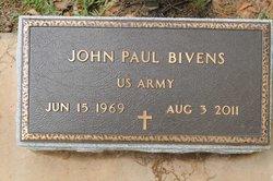 John Paul Bivens