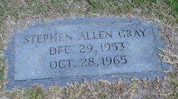 Stephen Allen Gray
