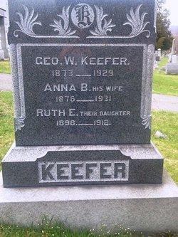 Anna B Keefer