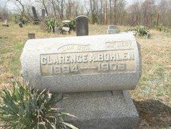 Clarence Bohlen