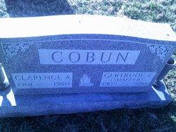 Gertrude E <i>Shaffer</i> Cobun