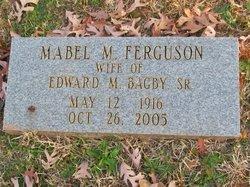 Mabel M. <i>Ferguson</i> Bagby