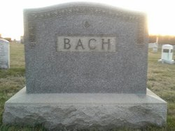 Laura Jane <i>Harris</i> Bach
