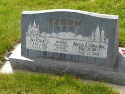 Arthur Sabey