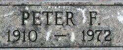 Peter Frank Pete Adams