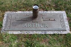 Julia Audrey <i>Alford</i> Arthur