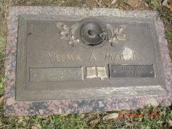 Velma Ann <i>Duncan</i> Martin