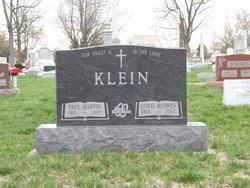 Doris Catherine <i>McOwen</i> Klein