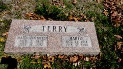 Mary Ann <i>Reed</i> Terry