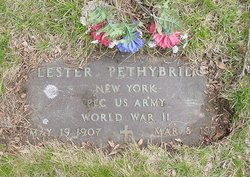 Lester Edwin Pethybridge, Sr