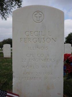 Cecil Leroy Ferguson